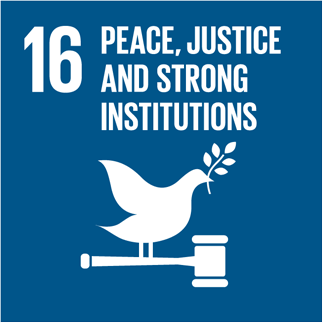 Peace, Justice, and Strong Institutions